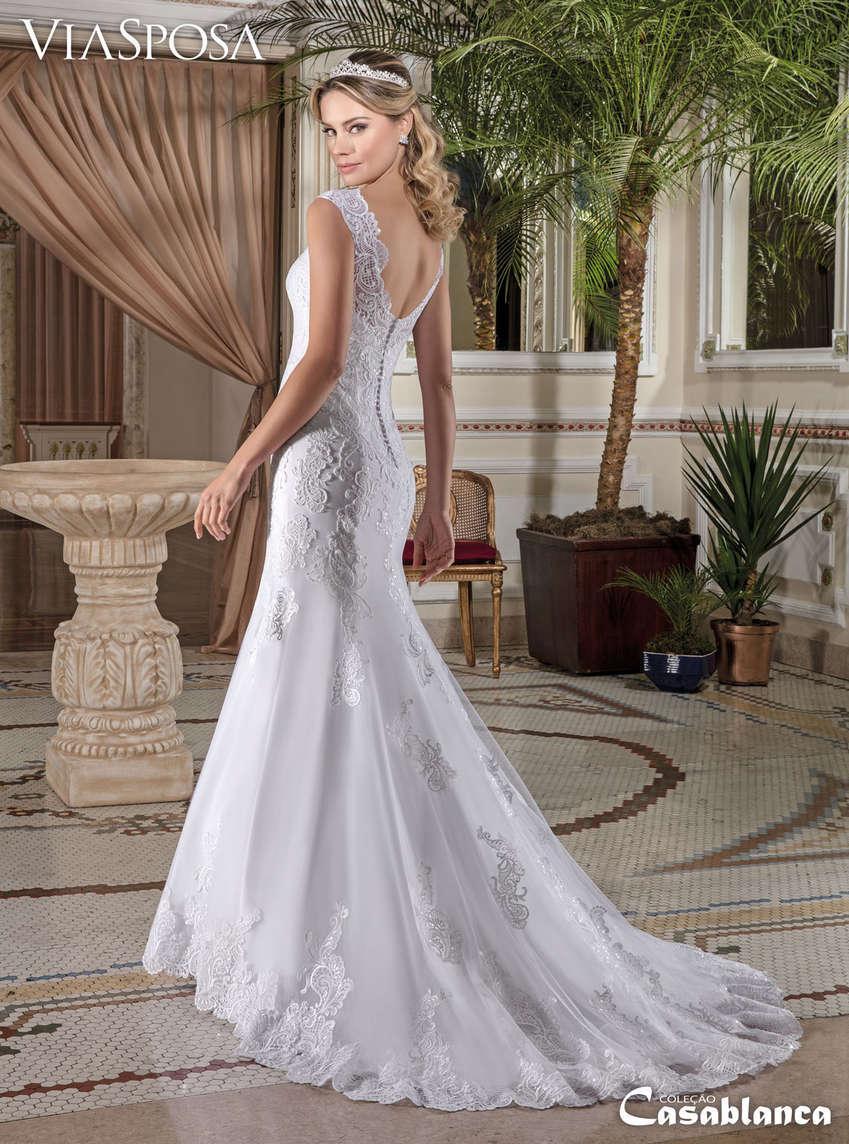 4aede2ed4 Vestido de Noiva Casablanca 07 · Vestido de Noiva Casablanca 07