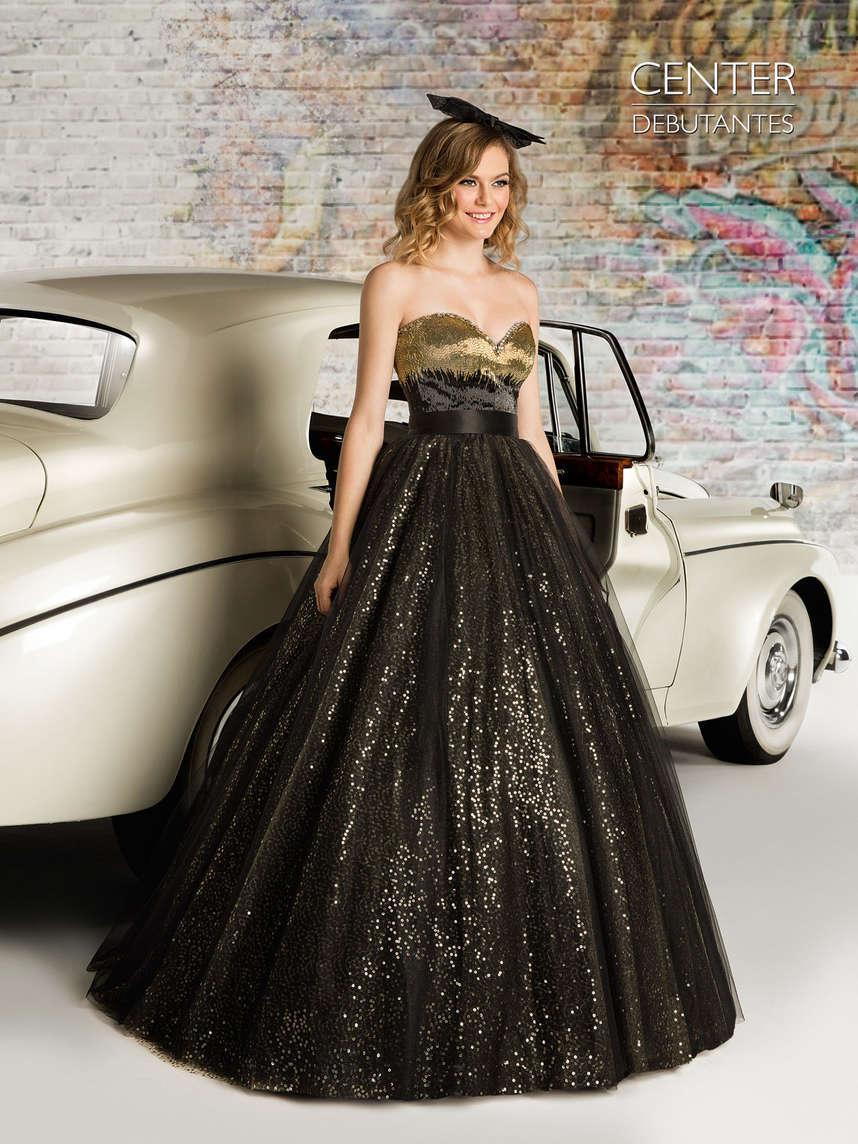 Vestido De Debutante London Street 22 Nova Lucius Noivas