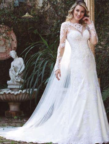 Vestido de Noiva Capri 04