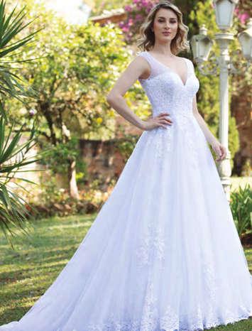 Vestido de Noiva Capri 14