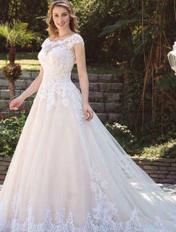 Vestido de Noiva Capri 20