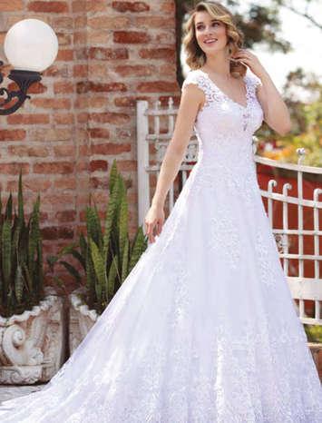 Vestido de Noiva Capri 27