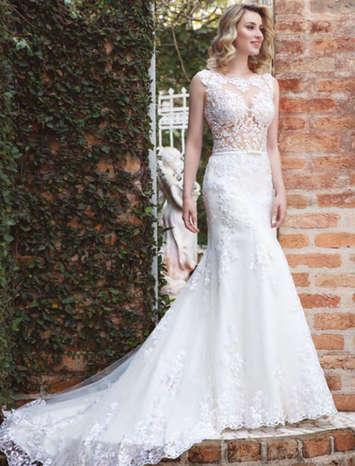 Vestido de Noiva Capri 28