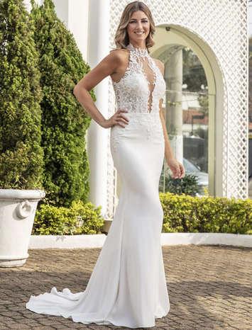 Vestido de Noiva Exclusivo Nova Lucius 01