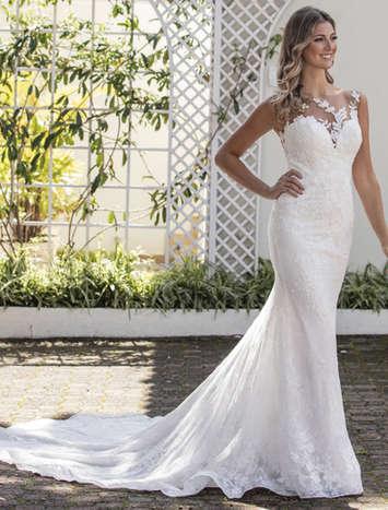 Vestido de Noiva Exclusivo Nova Lucius 03
