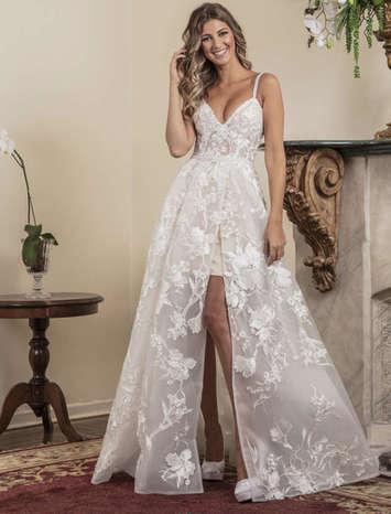 Vestido de Noiva Exclusivo Nova Lucius 06