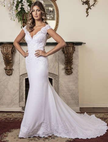 Vestido de Noiva Exclusivo Nova Lucius 07