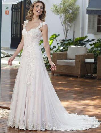 Vestido de Noiva Exclusivo Nova Lucius 19