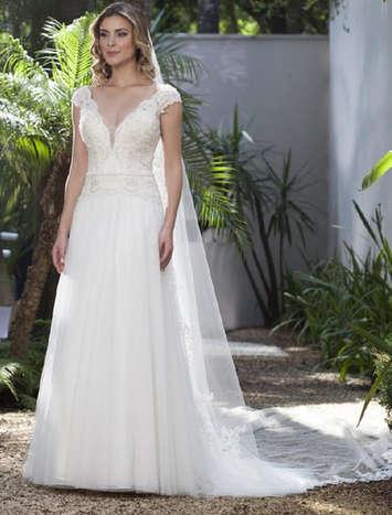 Vestido de Noiva Exclusivo Nova Lucius 20