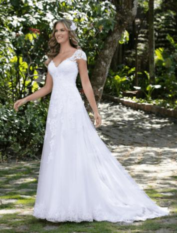 Vestido de Noiva Santorini 08