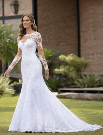 Vestido de Noiva Santorini 10