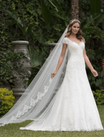Vestido de Noiva Santorini 13