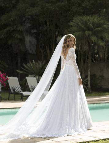Vestido de Noiva Santorini 14