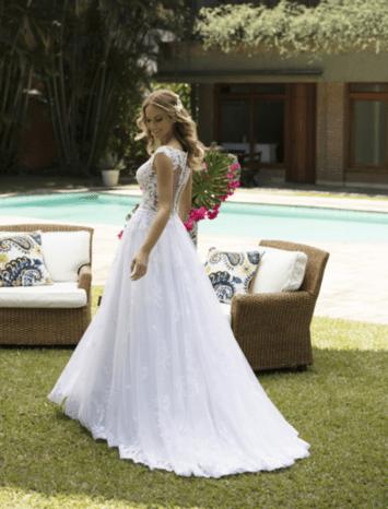 Vestido de Noiva Santorini 04