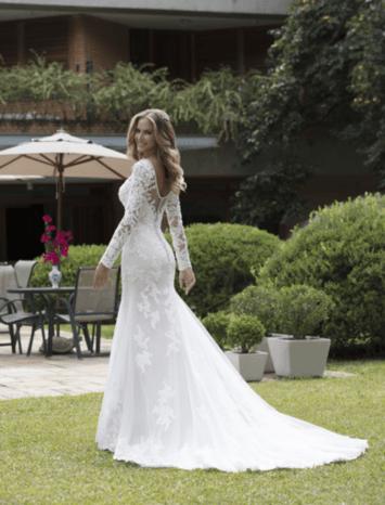 Vestido de Noiva Santorini 07