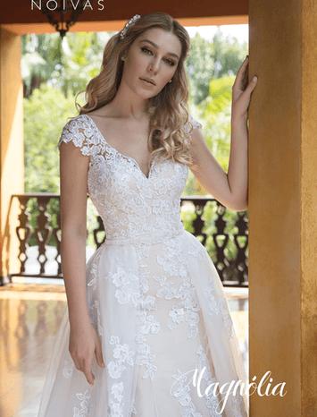 Vestido de Noiva Magnólia 01
