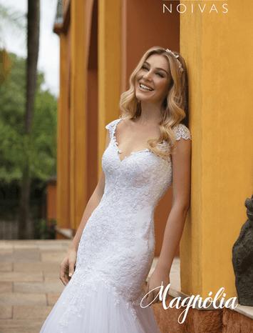 Vestido de Noiva Magnólia 03
