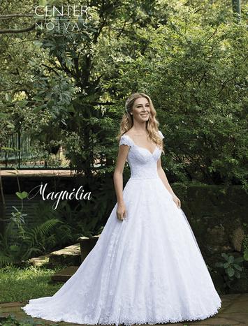 Vestido de Noiva Princesa Magnólia 10