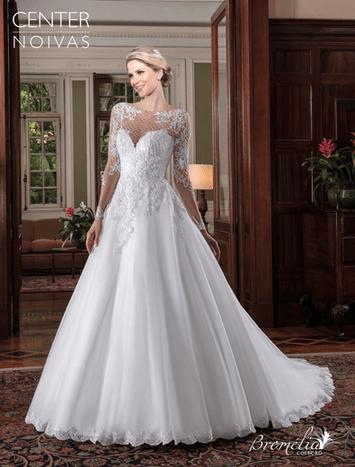 Vestido de noiva bromélia 16