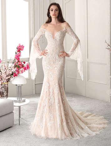 Vestido de Noiva Demetrios 823