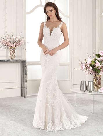 Vestido de Noiva Demetrios 831