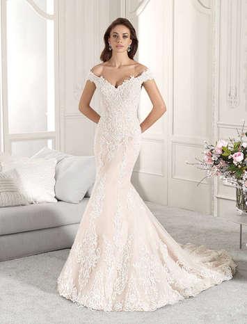 Vestido de Noiva Demetrios 834