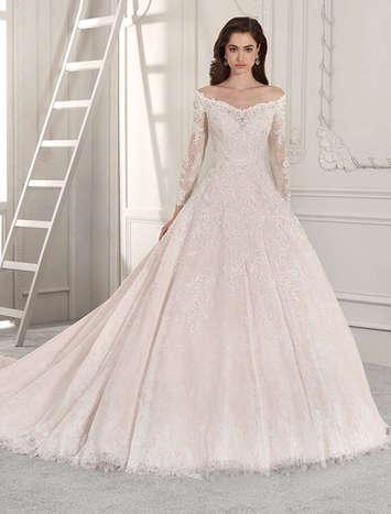 Vestido de Noiva Demetrios 863