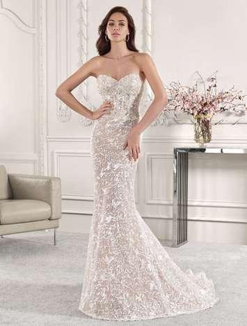Vestido de Noiva Demetrios 887