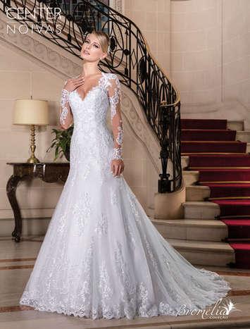 Vestido de Noiva Bromélia 01