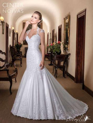 Vestido de Noiva Bromélia 12