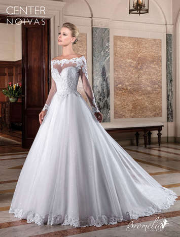 Vestido de Noiva Bromélia 13