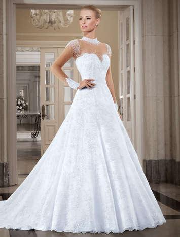 Vestido de Noiva Callas 04