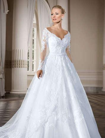 Vestido de Noiva Callas 05