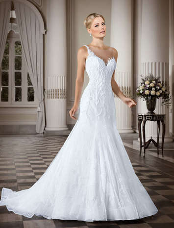 Vestido de Noiva Callas 09