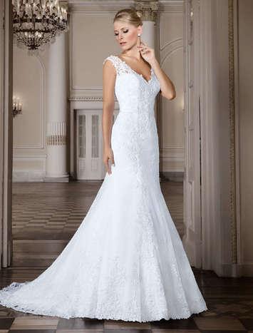 Vestido de Noiva Callas 11