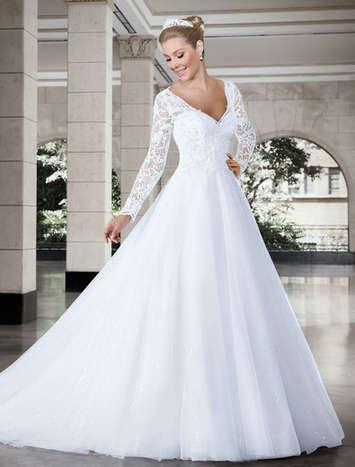 Vestido de Noiva Callas 12