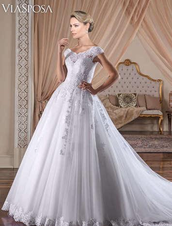 Vestido de Noiva Casablanca 01