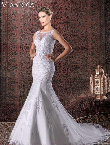 Vestido de Noiva Casablanca 02
