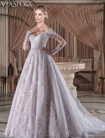 Vestido de Noiva Casablanca 10