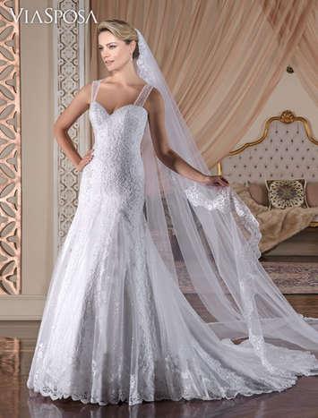 Vestido de Noiva Casablanca 19