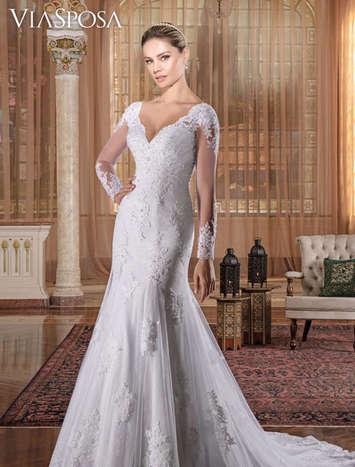 Vestido de Noiva Casablanca 21