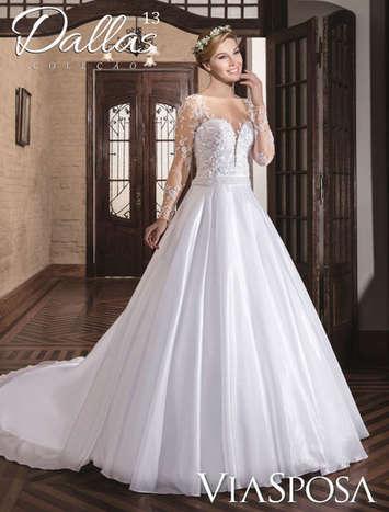 Vestido de Noiva Dallas 13