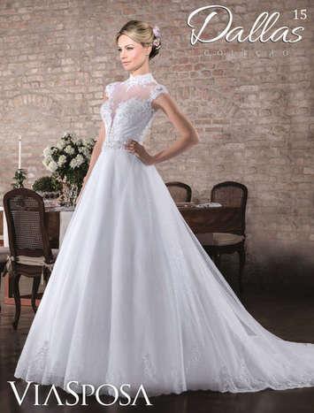 Vestido de Noiva Dallas 15
