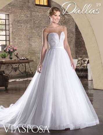 Vestido de Noiva Dallas 19