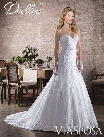 Vestido de Noiva Dallas 22