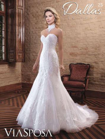 Vestido de Noiva Dallas 25