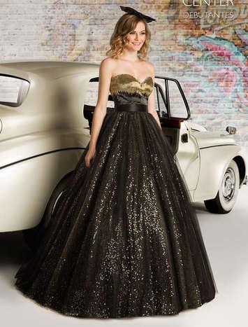 Vestido de Debutante London Street 22