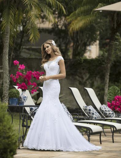 Vestido de Noiva Santorini 12