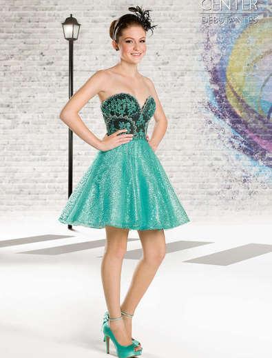 Vestido de Debutante London Street 20
