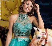 Vestido de Debutante Cotton Candy 11